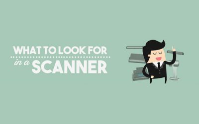What To Look For When Buying a Scanner