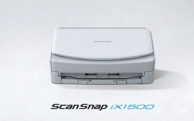 ScanSnap iX1500: Intuitive scanning at your fingertips